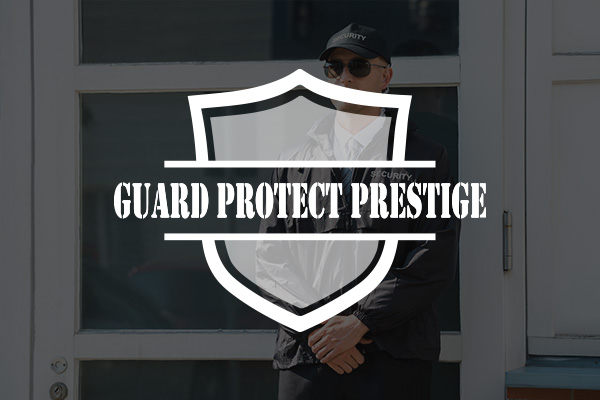 Logo Guard Protect Prestige