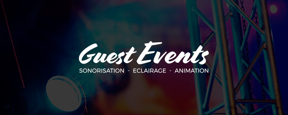 logo Guest Events - portfolio
